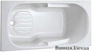 Купить Ванны Акриловые 160 см Прямоугольные в Киеве