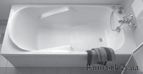 Купити Kolo DIUNA XWP3175 Ванна акрилова 170 х 75 + ноги SN7 в Києві vannaja.kiev.ua