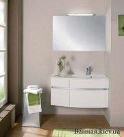 Зеркало в Ванную Комнату 790223 Gorenje OASIS Зеркало 105 cм + светильник (2уп) 792915