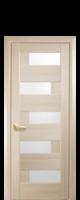 Новый Стиль Пиана Межкомнатные Двери ПВХ ЯСЕНЬ со Стеклом Сатин Дверное Полотно