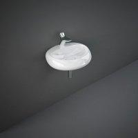 Матовая Раковина Белая 55 см RAK Ceramics Cloud CLOWB5501500A