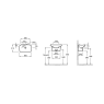Купити Раковина в ванну 50х31,5 см JACOB DELAFON ESCALE E1025-00 в Києві vannaja.kiev.ua