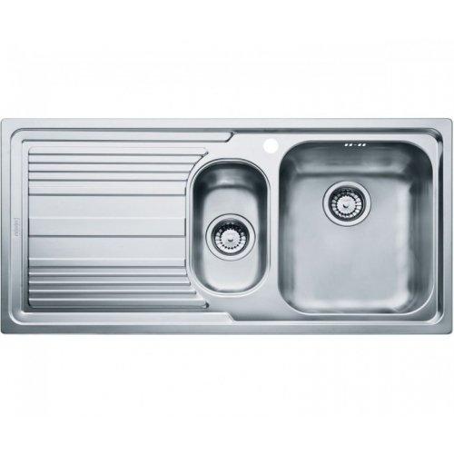 Купить Мойка кухонная FRANKE 1010381836 LOGICA LINE LLL 651 101.0381.836 в Киеве vannaja.kiev.ua