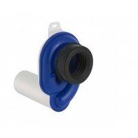 Сифон для писсуара вакуумный GEBERIT 152.950.11.1 UNIFLEX горизонтальный выпуск 152950111