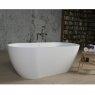 Купити Fancy Marble Ванна окремостояча 170 см Greenland MATT Матова Біла в Києві vannaja.kiev.ua