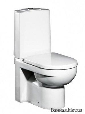 Купити Gustavsberg GB114310301231 ARTic 4310 Унітаз з сидушкой мікроліфт Soft Close 114310301231 Швеція в Києві vannaja.kiev.ua