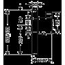 Купити Hansgrohe 15761000 ShowerSelect Highfow 15761 Термостат з клапаном для Ручного Душа з Великим Витратою Води Зовнішня частина Колір Хром в Києві vannaja.kiev.ua