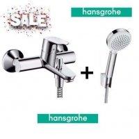 Наборы Смесителей HANSGROHE 31642773 Focus 3 в 1 хром ( 31607000 + 27772000 + 31940000 ) Полный Комплект