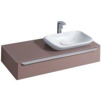 Keramag 814161 MyDay Тумбы для Ванной 115 х 52см Цвет – Какао с Молоком Германия