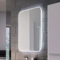 KERAMAG 814360 MyDay 814360000 Зеркало с Подсветкой LED 30W 600 x 800 x 30 мм Германия