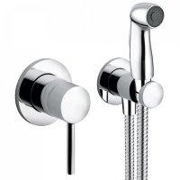 Стильный гигиенический душ Kludi 489980565 Zenta SL 48998