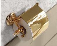 Labor Legno HE944O LUXURY HE 944 O VICTORIA Держатель для Туалетной Бумаги Цвет - Золото Виктория