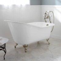 Купити Ванни окремостоячі або підлогові вільностоячі в Києві