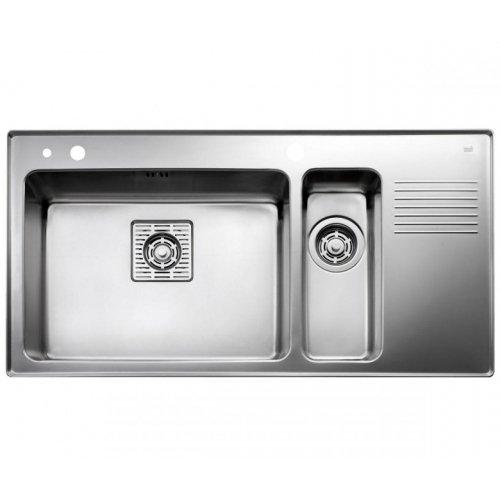 Купить Мойка для кухни TEKA FRAME 1 1/2B 1/2D RHD 40180531 в Киеве vannaja.kiev.ua