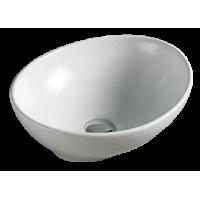 Раковина квадратная чаша VOLLE 13-01-035 умывальник 385*385 мм